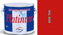 Vitex Platinum satén RAL 3020 0,75L